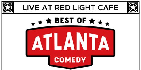 Best of Atlanta Comedy at Red Light Café presented by Laughing Skull Lounge tickets
