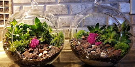 Build your own Terrarium tickets