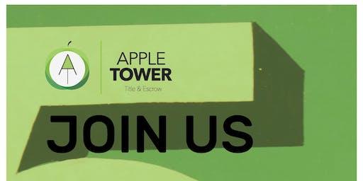 AppleTower's Anniversary Happy Hour!