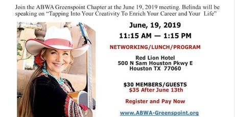 ABWA-Greenspoint Chapter - Business Showcase and Networking Event - June 2019 tickets