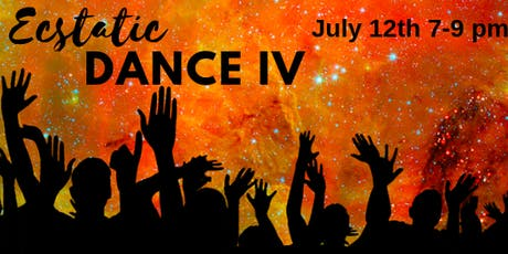 ECSTATIC DANCE IV tickets