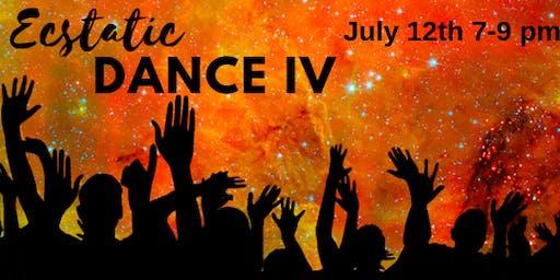 ECSTATIC DANCE IV