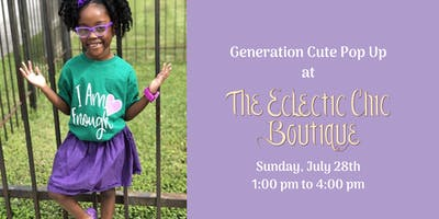 Generation Cute Pop Up