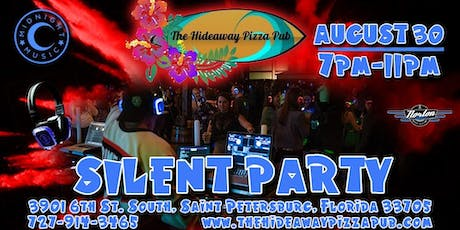 Silent Party v2.0 tickets