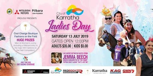 Roebourne Races 2019   City of Karratha Ladies Day