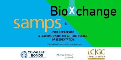 BioXchange & SAMPS Free Networking &  Scientific Sales & Marketing Learning