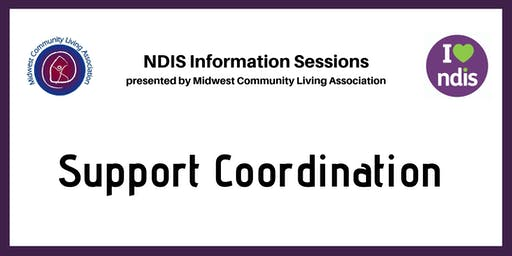 NDIS Info Session - Support Coordination