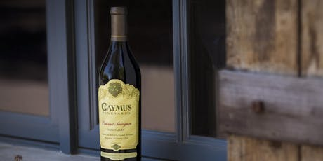 Caymus, Conundrum and Wagner Family Wine Dinner tickets