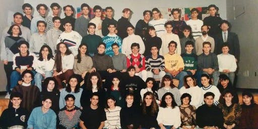 Soriée retrouvailles: Maimo, Classe de 1989