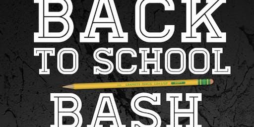 Kid's of Faith Back to School Bash!