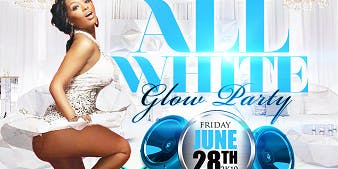 All White Glow Party