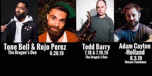 Comedy F#@k Yeah + Special Guests Coming!