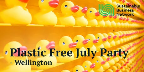 Plastic Free July Party tickets