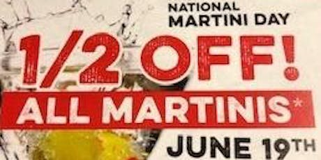 National Martini Day tickets