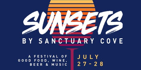 Sunsets by Sanctuary Cove tickets