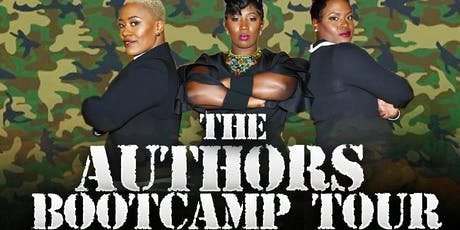 The Book Bootcamp Tour tickets