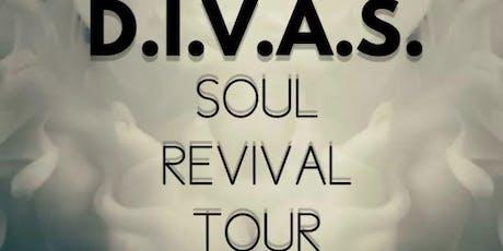 D.I.V.A.S. Soul Revival Tour tickets