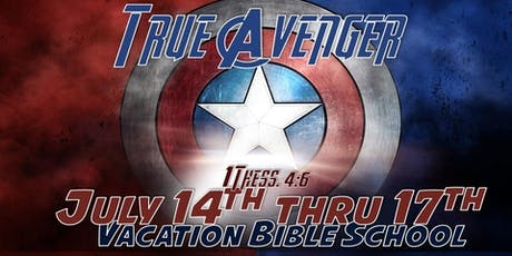 True Avenger VBS tickets