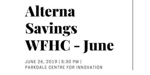 Women's Financial Health Club with Alterna Savings