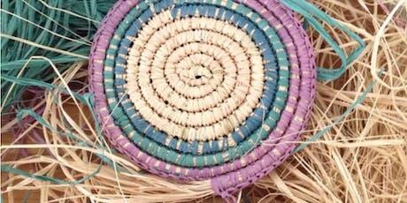 Kids Holiday Workshop: Vessel Weaving tickets