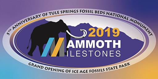 Fifth Anniversary Celebration for Tule Springs Fossil Beds National Monument