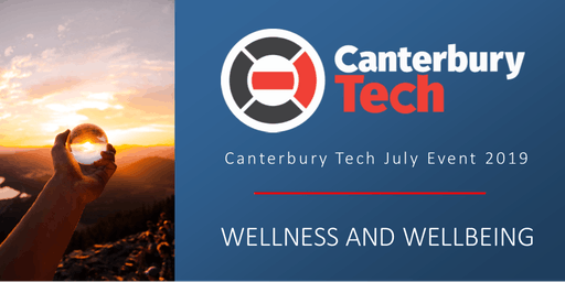 Canterbury Tech Monthly Event July 2019