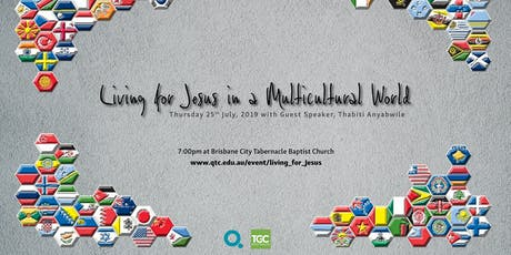Living for Jesus in a Multicultural World tickets