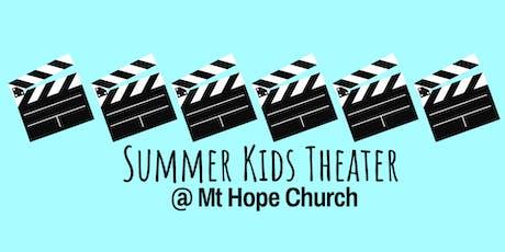 Summer Kids Theater - Dumbo tickets