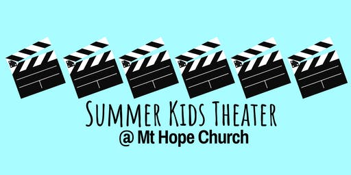 Summer Kids Theater - Dumbo