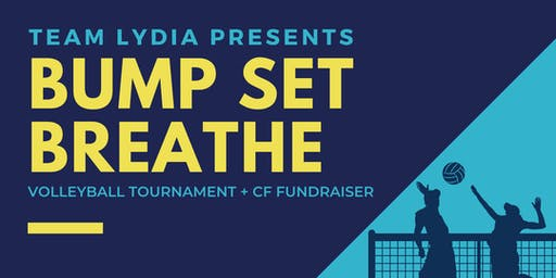 Bump Set Breathe Volleyball Tournament + CF Fundraiser