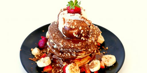 Learn & Cook Chocolate Crepes & Pancakes at Tella Balls -Workshop For Kids