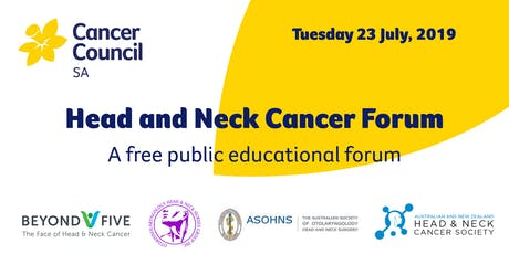 Head and Neck Cancer Forum tickets