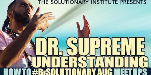 Colorado Springs - How to #BeSolutionary