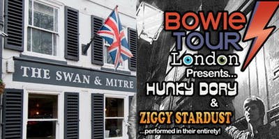 Bowie Tour London presents... Hunky Dory & Ziggy Stardust!