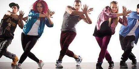 Summer Adults/Teens Street Jazz Dance Classes  tickets
