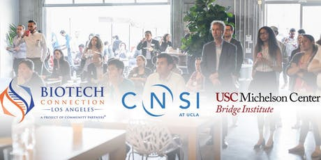 BCLA Biotech Summer Mixer - Featuring CNSI and The Bridge Institute tickets