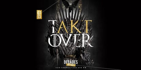 The tAKTover tickets