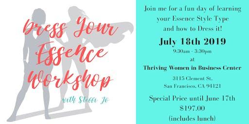 Dress Your Essence Workshop