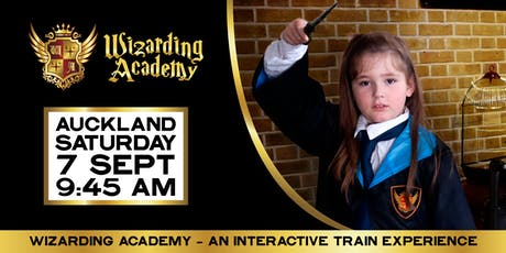 Wizarding Academy Express Auckland - 9:45 AM, 7 September 2019 tickets