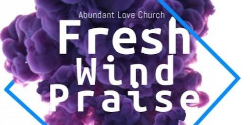 Fresh Wind Praise:  Contemporary Worship Night