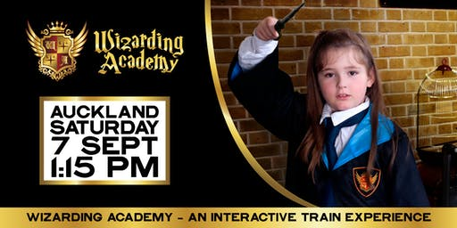 Wizarding Academy Express Auckland - 1:15 PM, 7 September 2019