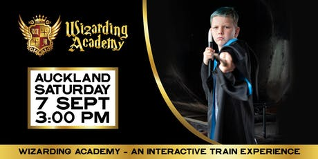 Wizarding Academy Express Auckland - 3:00 PM, 7 September 2019 tickets