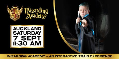 Wizarding Academy Express Auckland - 11:30 AM, 7 September 2019 tickets