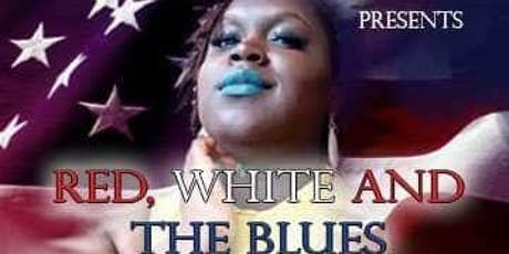 "S2S Poetry presents ""Red, White and The Blues"" featuring Poet ""Black Velvet""  tickets"
