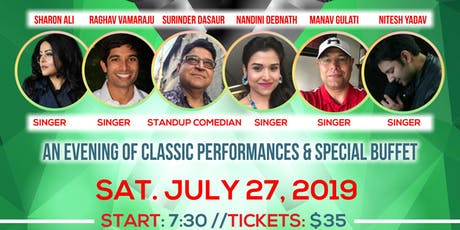 Bollywood Karoake Gala Night tickets