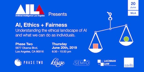 AI LA Symposium: AI, Ethics, and Fairness tickets