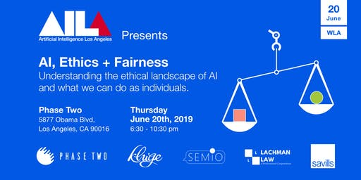 AI LA Symposium: AI, Ethics, and Fairness