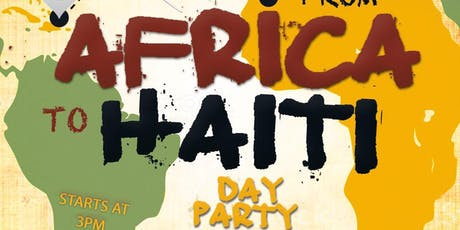 FROM AFRICA TO HAITI tickets