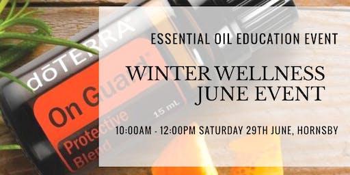 Winter Wellness June Event