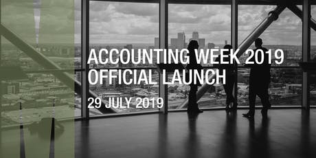 Accounting Week 2019 Launch and Alumni Academic and Industry Awards tickets